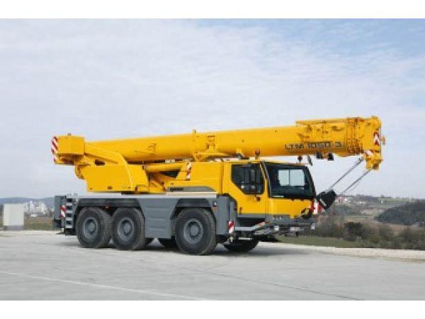 Автокраны грузоподъемностью от 40 до 400 тонн в аренду
