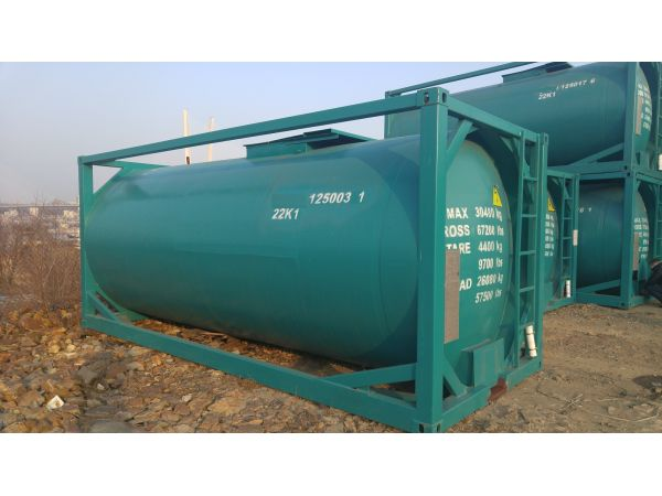 Танк – контейнер Т4, для перевозки дизельного топлива, бензина, ИМО 1