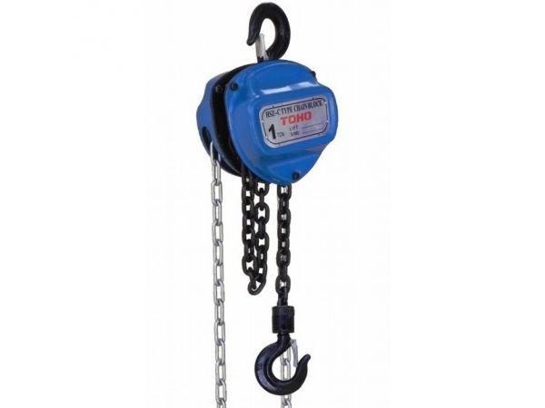 Таль ручная цепная шестеренная HSZ-LB Professional Equipment(Германия)