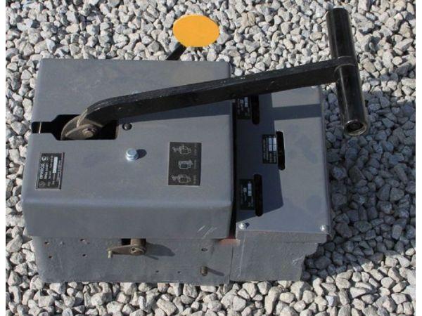 Привод ПРБА-114, 224 выключателя ВМГ-133