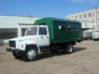 Вахтовый автобус ГАЗ 3309 20 мест (новый)