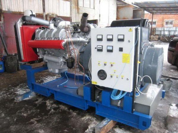 Дизель-генератор 300 кВт | АД-300 | ДГУ-300 | ДЭС-300 | ЭД-300