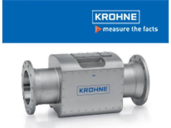 Новый ультразвуковой расходомер ALTOSONIC 5 производства KROHNE