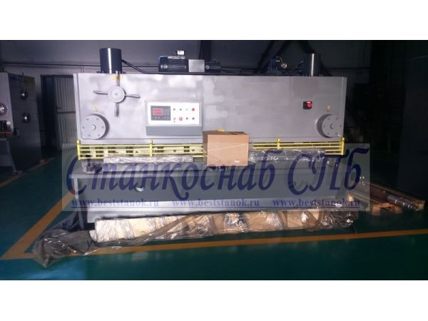 Гильотина НГ6 6,3х2500мм гидравлическая