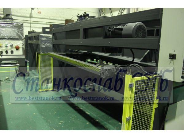 Ножницы гильотинные НГ16, 16х2500мм гидравлические