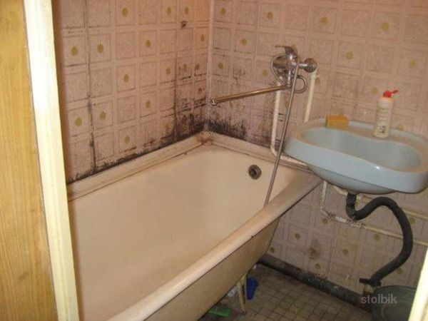 Утилизация ванны - демонтаж ванны