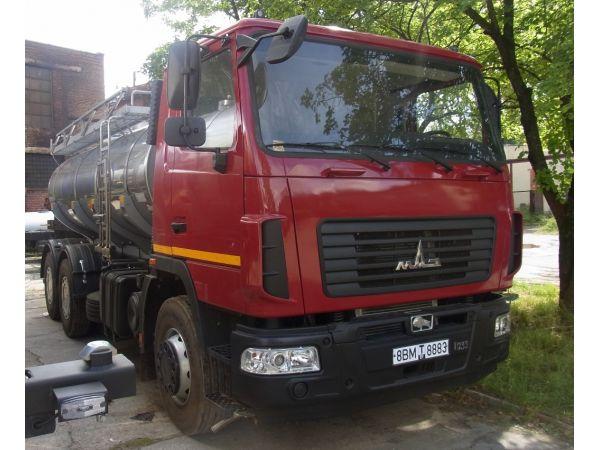 Молоковоз МАЗ 6312В3 11,0 м3 (новый водовоз)