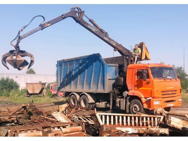 Пункт приема чермета в Москве. Орехово-Борисово, Марьино.