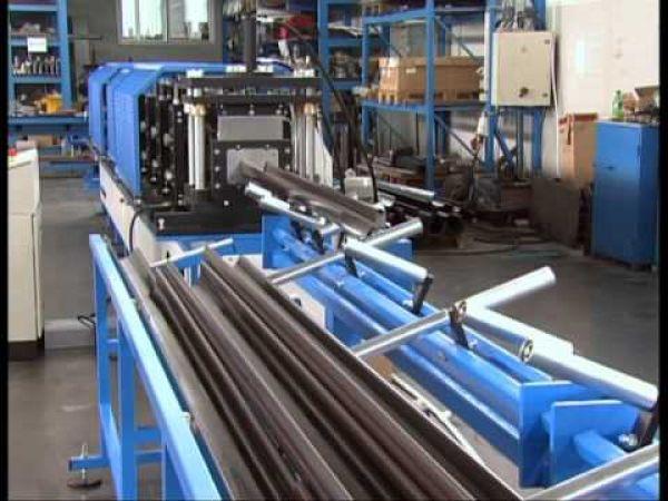 Профессиональные станки для производства водосточных систем