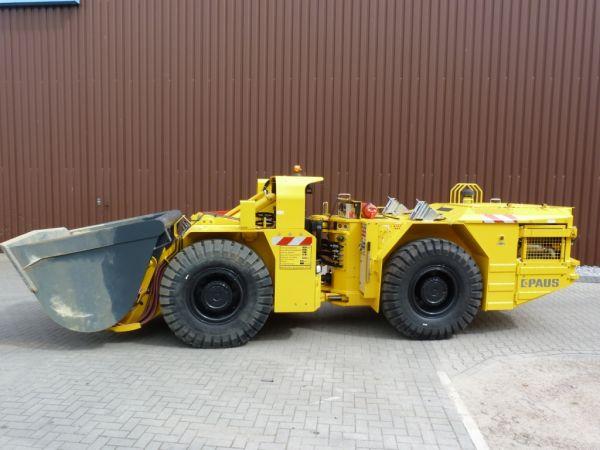 Горно-шахтная техника PAUS, Mine Master