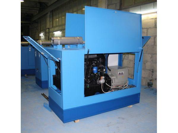 Дизельный генератор ЭД20-Т400-2РК, ЭД20-Т400-2РП