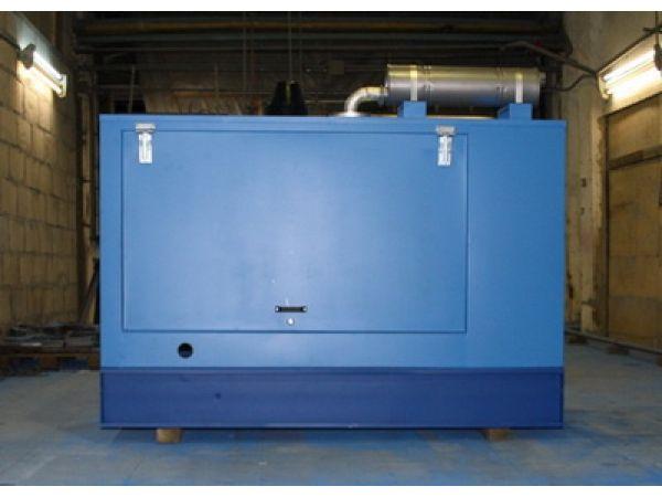 Дизельный генератор ЭД75-Т400-2РК | ЭД75-Т400-2РП