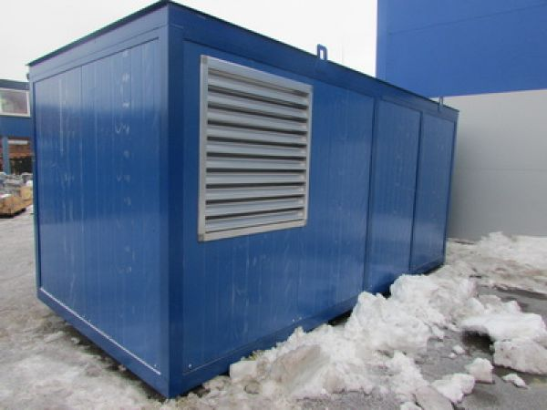 Дизельный генератор ЭД100-Т400-2РК | ЭД100-Т400-2РП