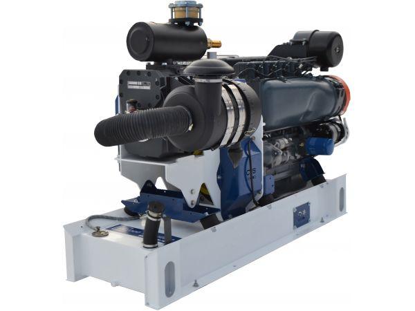 CVS Siloking - компрессорные агрегаты с ДВС для цементовозов