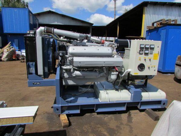 Дизельные электроагрегаты АД200С-Т400-Р (АД200-Т400 ЯМЗ)