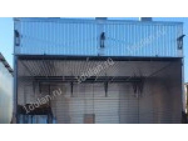 Фальш -потолок для сушильных камер