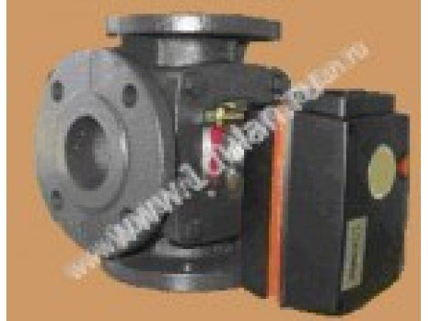 Клапан трехходовой смесительный