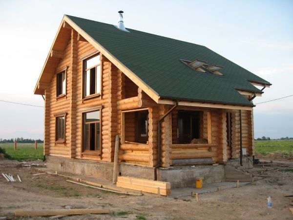 тендер на строительство деревянного доа бани