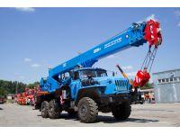 Автокран 25 тонн КС-55713-3К-3 Клинцы (новый)