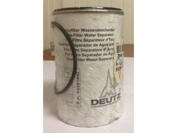 0429-1642 топливный фильтр deutz