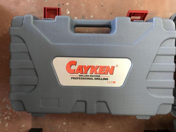 Установка алмазного бурения Cayken, модель SCY-26/3EBM