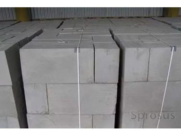 Пеноблоки пескоцементные блоки цемент кирпич с доставкой