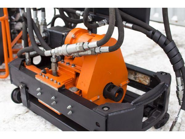 Установка управляемого прокола грунта (ГНБ) ПК-20 колодезная