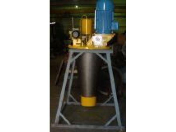 Распылитель центробежный, ОРБ, вал, диск