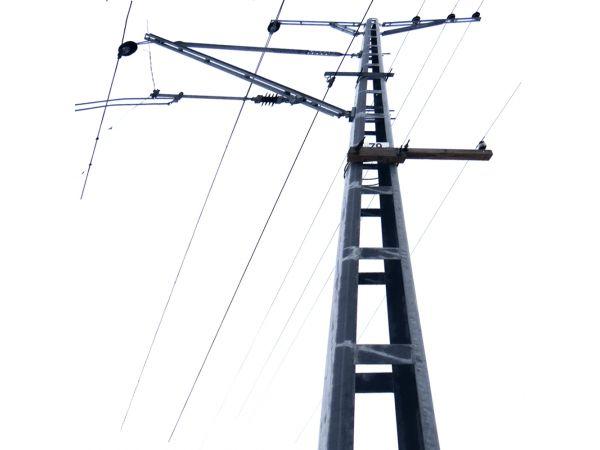 опоры для фидерного моста