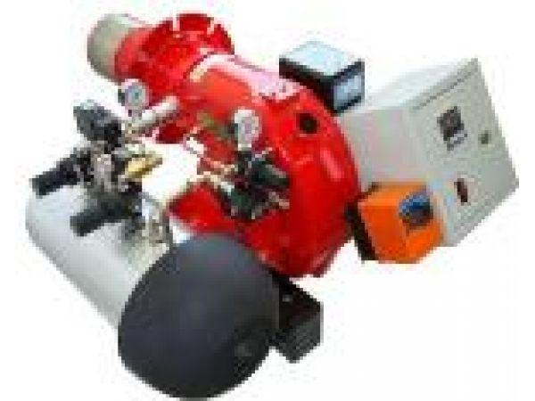 Горелки на отработанном масле AL-15V (70-175 кВт)