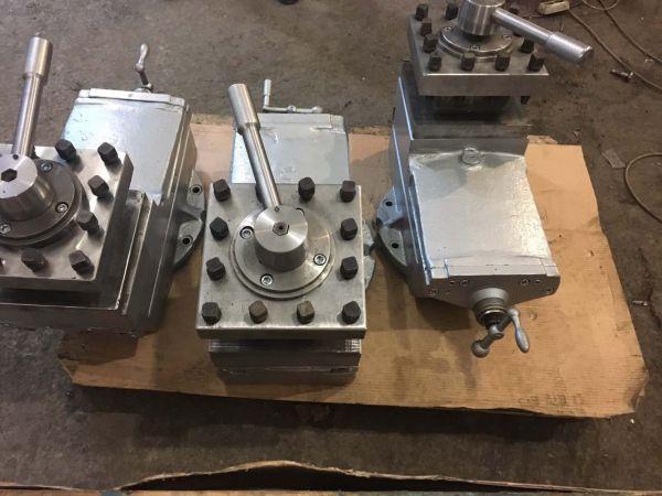 Суппорт в сборе для токарно-винторезного станка 1М65, 165, ДИП 500
