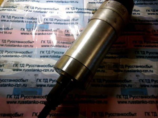 Головка электромеханическая ЭМГ-50 для фрезерных, расточных станков и