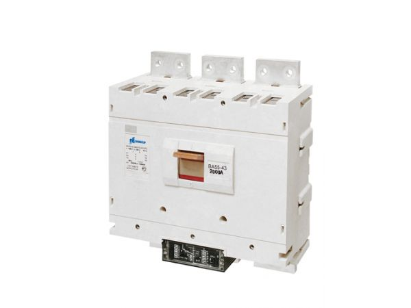 Автоматические выключатели ВА5543, ВА5343