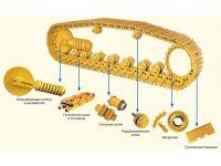 Ходовая часть для бульдозера Caterpillar D10T