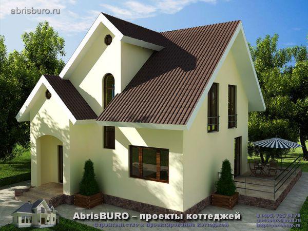 Продажа готовых проектов коттеджей и домов от 20.000 руб.