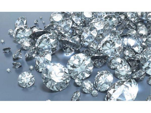 Месторождение алмазов, Якутия