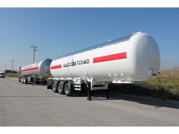 Газовая цистерна DOGAN YILDIZ 50 м3