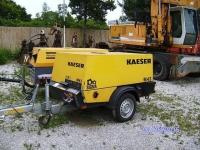 аренда строительного компрессора Kaeser M50