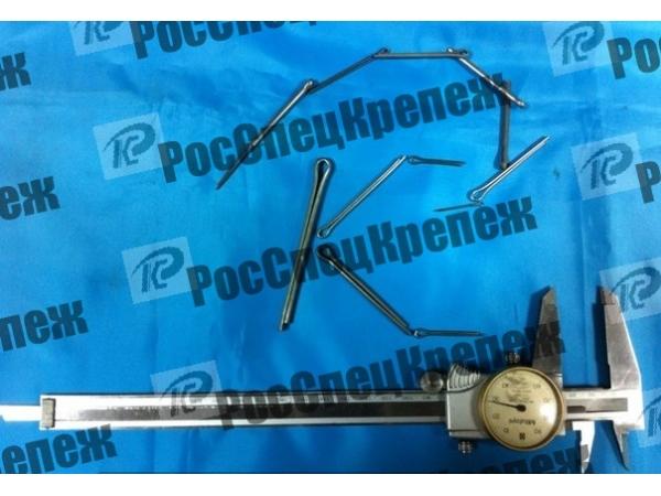 Купить шплинт ГОСТ 397-79 стальной, нержавеющий 12Х18Н10Т, латунный, р