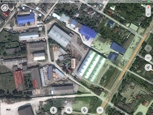 Аренда складских помещений в Крымске