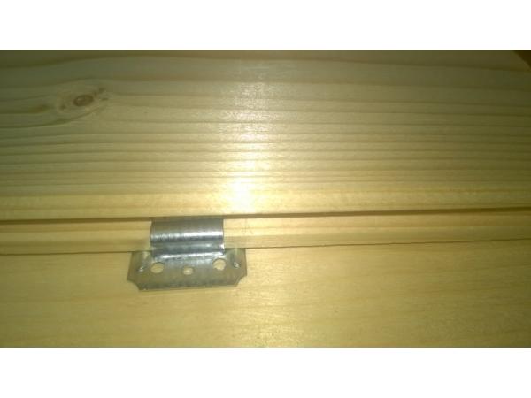 Скрытый крепеж для монтажа деревянных изделий