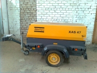 винтовой дизельный компрессор Atlas Copco XAS 47