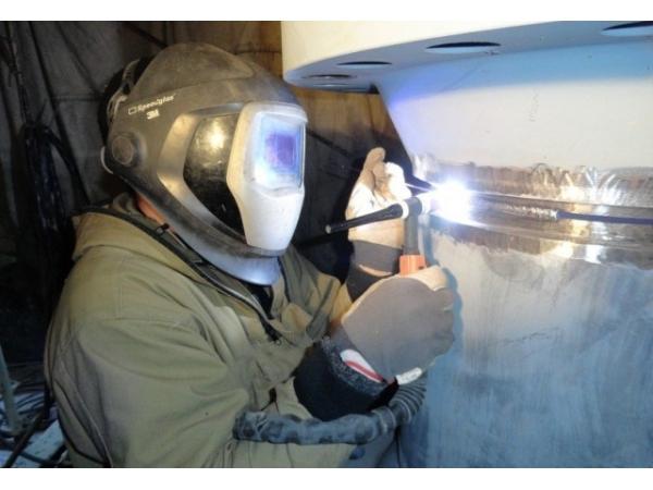 Производство металлоконструкций. Закладные детали.