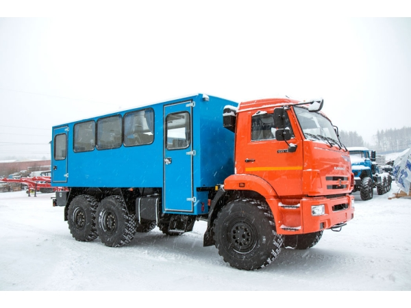 Вахтовый автобус КАМАЗ 43118 22/28 мест (новый)