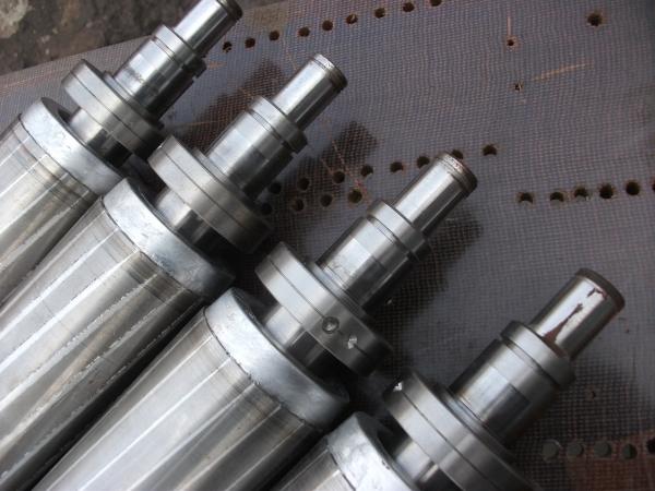 ремонт ротора электродвигателя