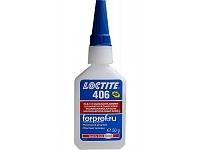 Loctite 406 Цианоакрилатный клей для пластиков, эластомеров и резины 5
