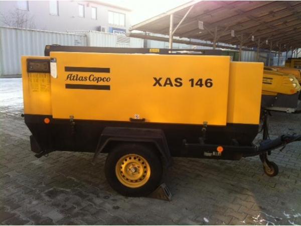компрессорная установка Atlas Copco XAHS 146