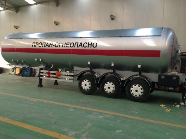 Газовая цистерна DOGAN YILDIZ 57 м3