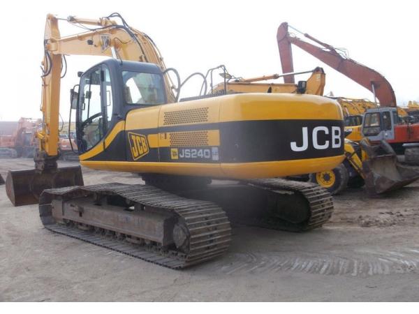 Аренда гусеничного экскаватора JCB JS 240LC