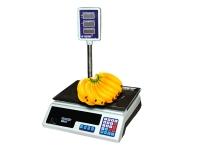 Весы торговые со стойкой до 30 кг